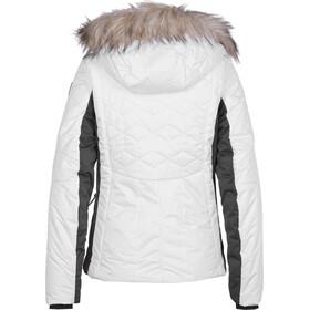 Icepeak Claudia Ski Jacket Women optic white